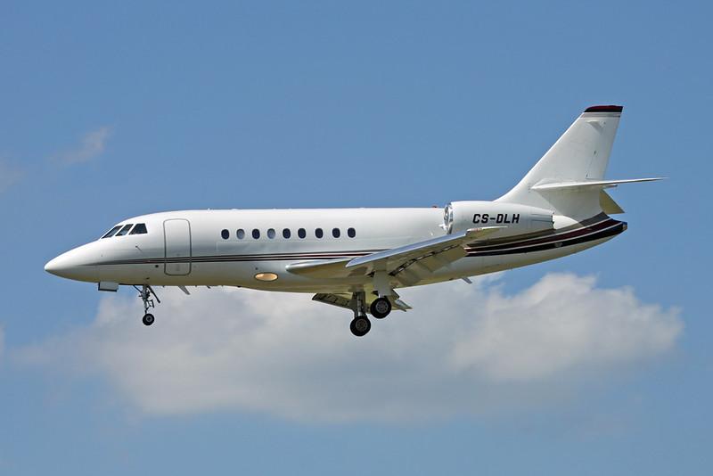 CS-DLH Dassault Falcon 2000EX EASy c/n 149 Paris-Le Bourget/LFPB/LBG 15-06-17