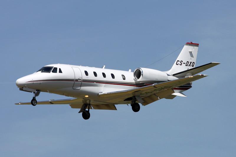 CS-DXQ Cessna 560 Citation Excel S c/n 560-5704 Paris-Le Bourget/LFPB/LBG 10-07-16