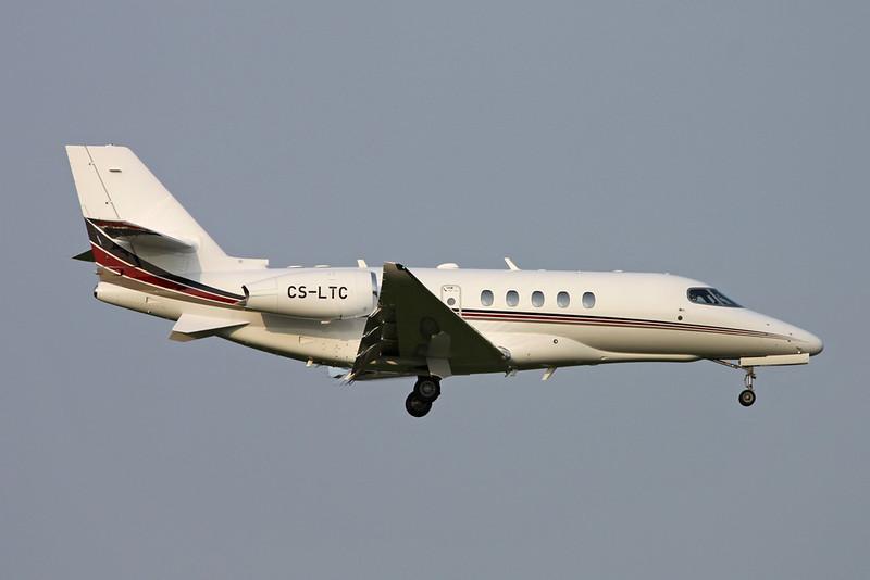 CS-LTC Cessna 680A Ciation Latitude c/n 680A-0080 Zurich/LSZH/ZRH 08-09-17
