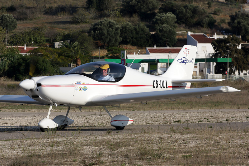 CS-ULL Vol Mediterrani VM-1 Esqual c/n P-004 Lagos/LPLG 23-10-10
