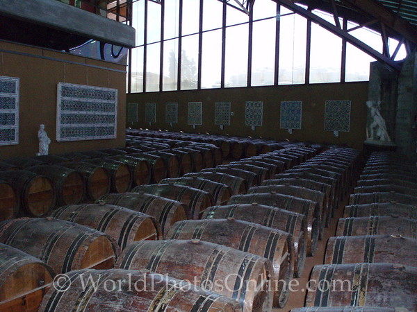 Azeitão - Bacalhoa Winery - Interior