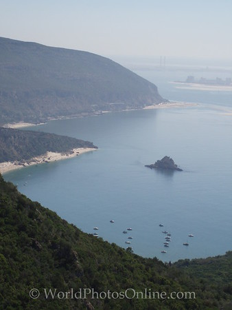 Arrabida Natural Park - Coastal Scene