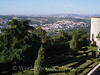 Sintra - Palace of Seteais - City View from Gardens