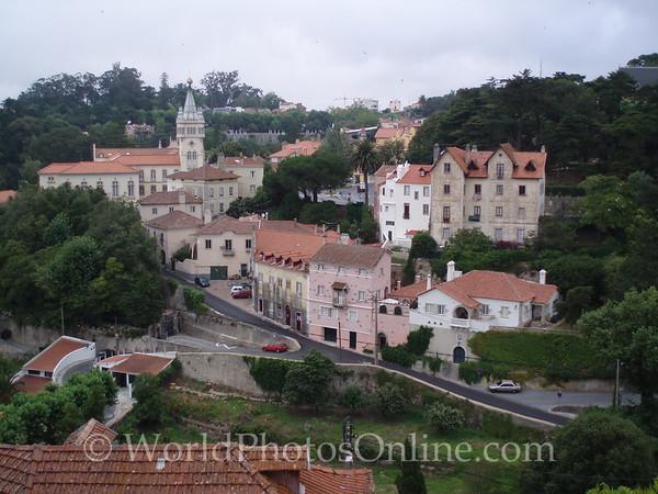 Sintra - City View