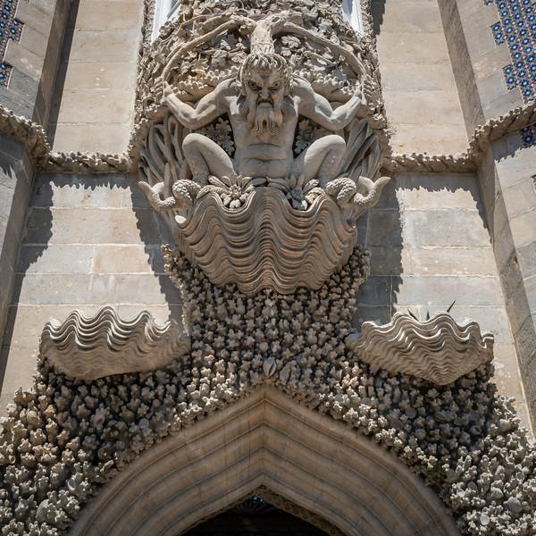 The Arch of the Triton.