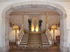 Sintra - Palace of Seteais - Main Stairway to Dining Room