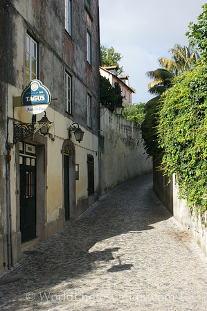 Sintra - Old Town Street 3