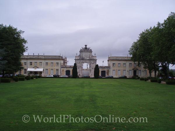 Sintra - Palace of Seteais - Daylight