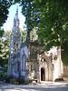 Sintra - Quinta da Regaleira - Chapel