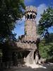 Sintra - Quinta da Regaleira - Regaleira Tower
