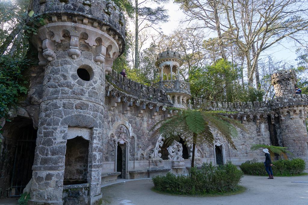 Quinta de Regaleira gardens