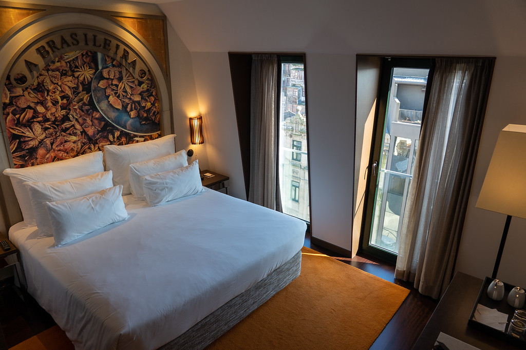 Pestana Porto - A Brasileira hotel room