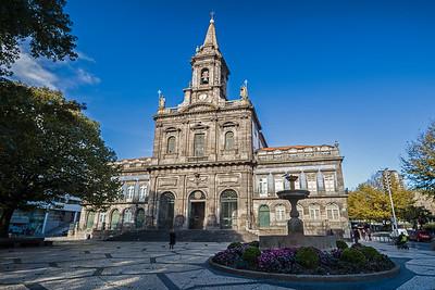 Ingreja da Trindade Porto