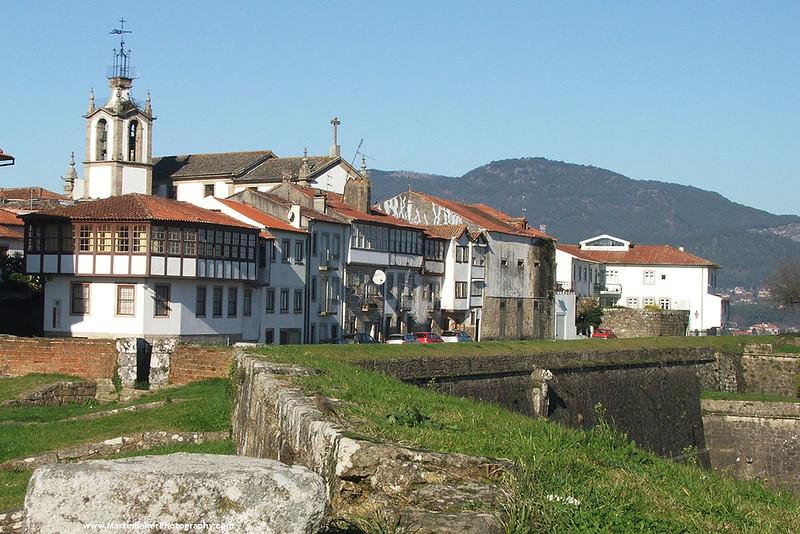 Valença do Minho, The Minho, Portugal.