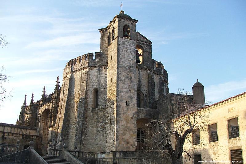 Convento de Cristo, Tomar, Portugal.
