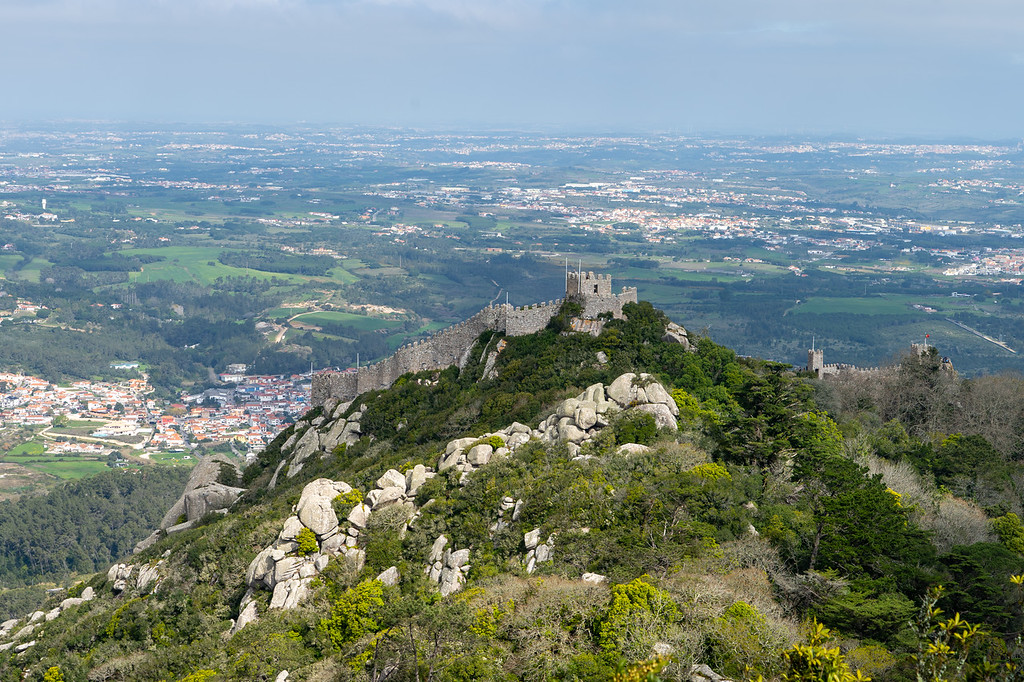 Moorish Castle in Sintra