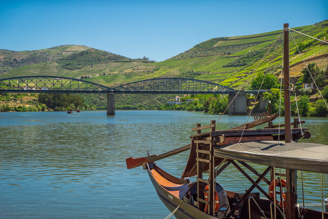 Douro Valley River Boat