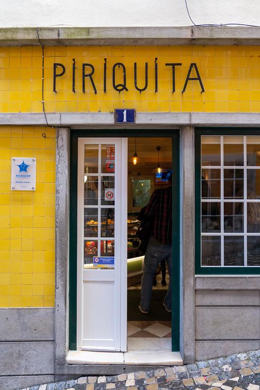 Piriquita in Sintra