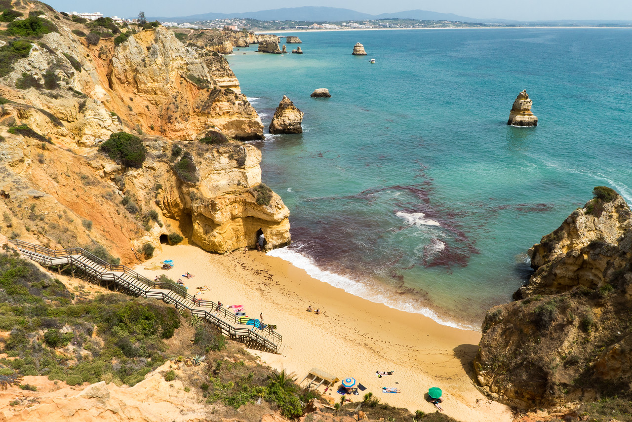 Camilo Beach Lagos Portugal