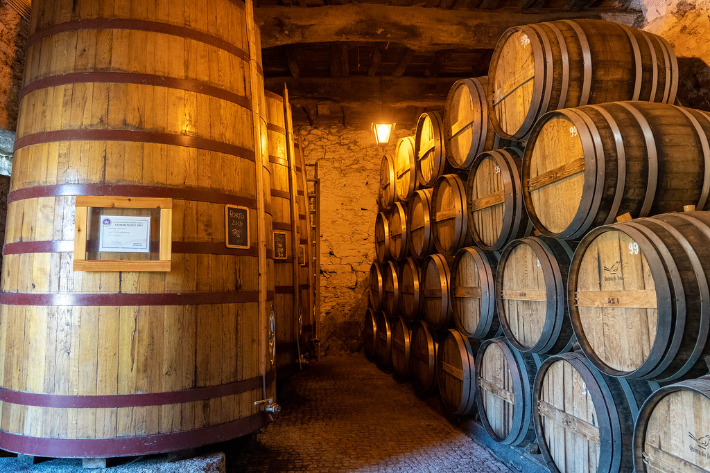 Douro Valley winery tour