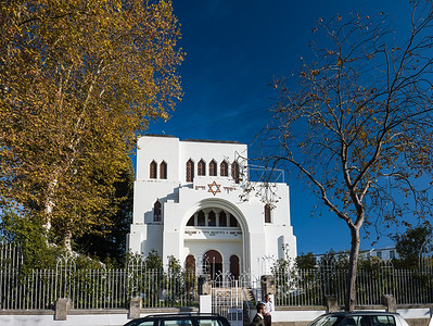 street view Kadoorie Synagogue 1938 Porto