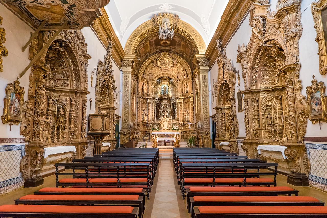Igreja do Carmo Interior