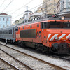 2603 leaving Lisboa Santa Apolonia.