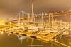 Ponte 25 de Abril, Lisbon, Portugal.