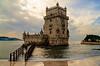 Belem Tower built in 1519
