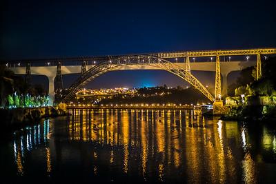 Ponte de D Maria Pia & Ponte de Sao Joao