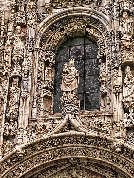 Jeronimos Monastery - Lisbon