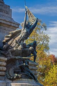 peninsular war memorial Porto