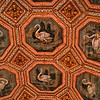 Ceiling - Sintra National Palace.