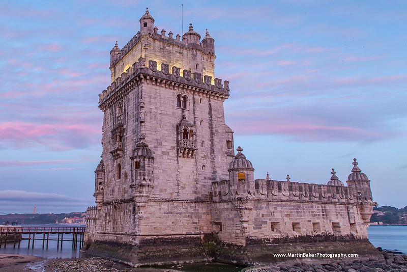 Torre de Belém, Lisbon, Portugal.