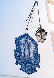 St Luzia wall ceramic Lisbon