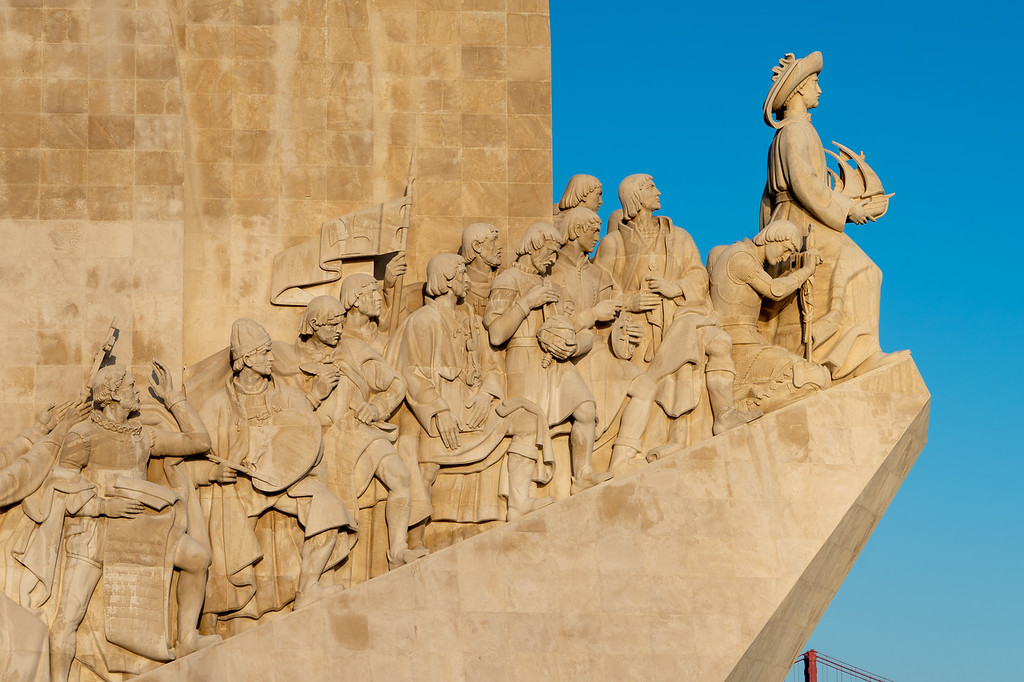 Monument of the Discoveries in Belem