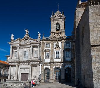 Igreja Sao Francisco Porto