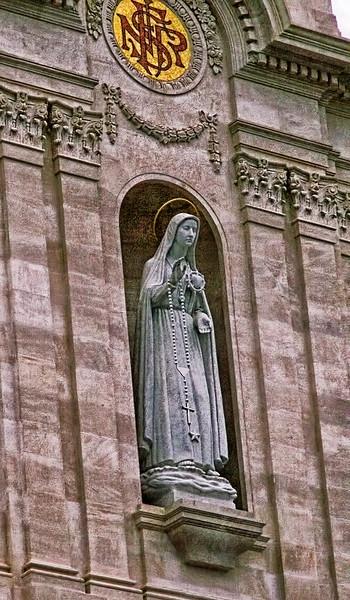 Basilica of Our Lady of Fatima - Fatima