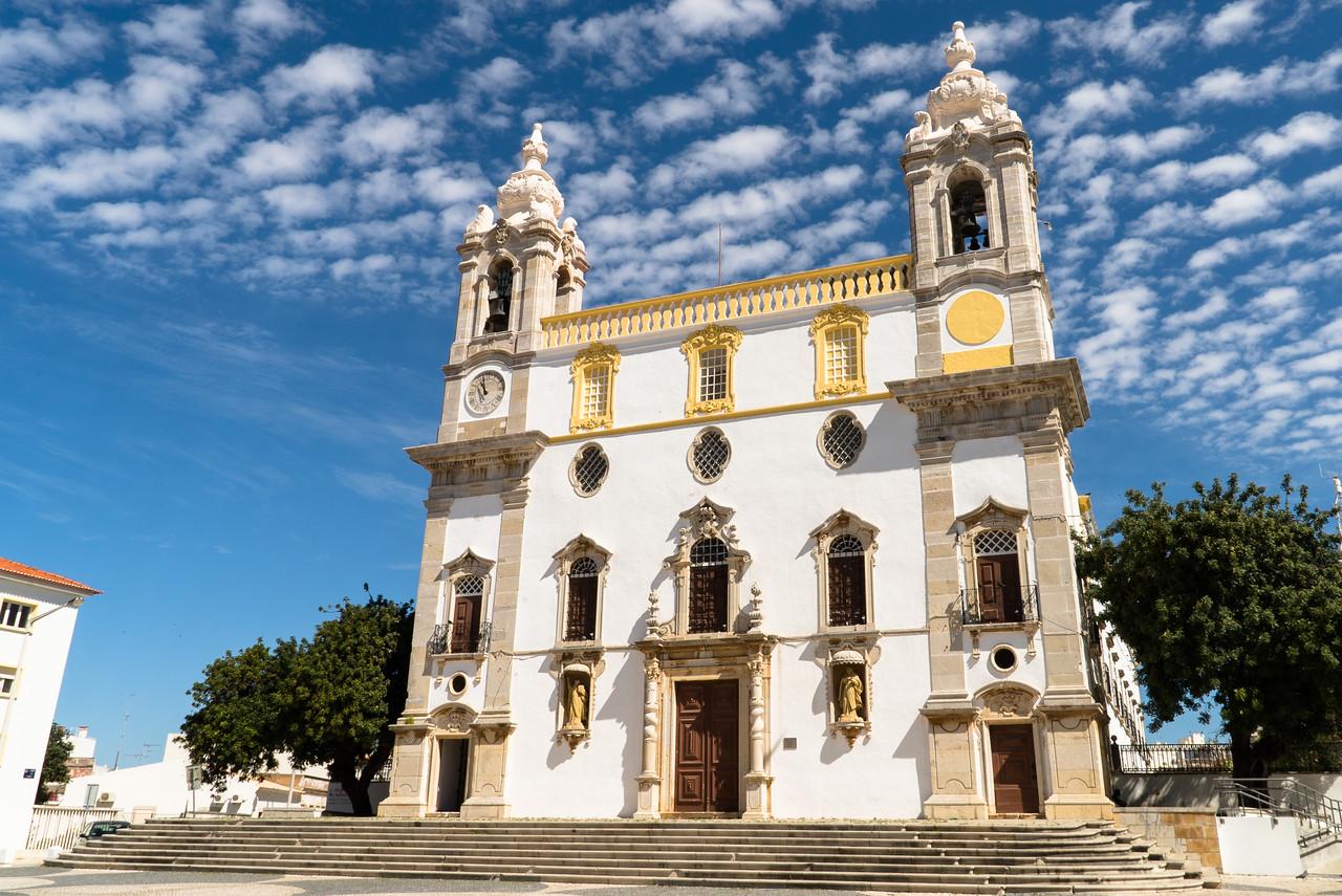 Igreja do Carmo Faro