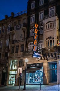 Peninsular Hotel Porto