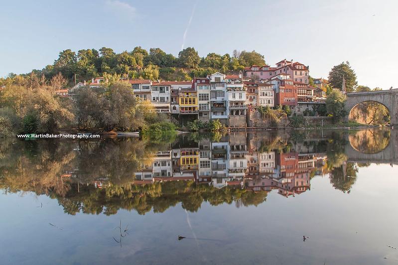 River Tâmega, Amarante, Portugal.