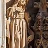 pretty lady carved in stone Convento de Cristo