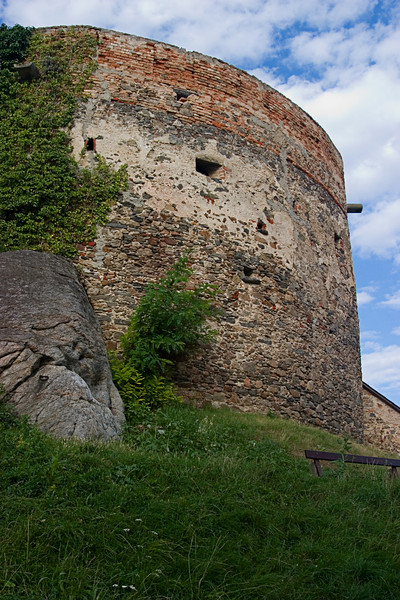 <center>City Walls   <br><br>Durnstein, Austria   <br><br>Durnstein was a walled city when it was built in the 11th century.    </center>