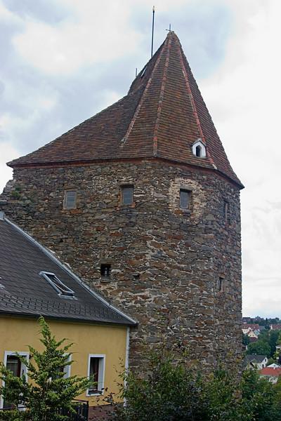 <center>Zwettl, Austria   <br><br>Zwettl, Austria   <br><br>We had lunch in the medieval town of Zwettl.    </center>