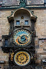 <center>Astronomical Clock   <br><br>Prague, Czech Republic   <br><br>The astronomical clock was built in 1410, improved in 1490, and finally repaired in 1570. Crowds gather in the square every hour to watch the clock perform.    </center>