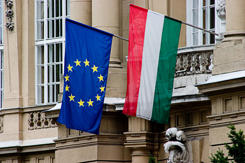 <center>European Union   <br><br>Budapest, Hungary   <br><br>Hungary has joined the EU and will formally adopt the Euro in 2010.    </center>