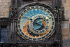 <center>Astronomical Clock   <br><br>Prague, Czech Republic   <br><br>The four figures on the clock represent the 15th century civil anxieties of the citizens of Prague. The figures are Vanity, Greed, Death, and Pagan Invasion. The figure of Greed, originally a Jewish moneylender, was altered after World War II to be less offensive.    </center>