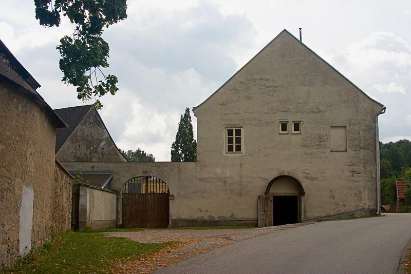 <center>Centuries Old Farm   <br><br>Gross Pertholz, Austria   <br><br>This farm has stood the test of time.    </center>