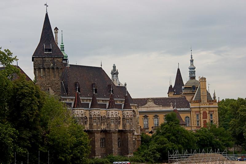 <center>Toy Castle   <br><br>Budapest, Hungary    </center>
