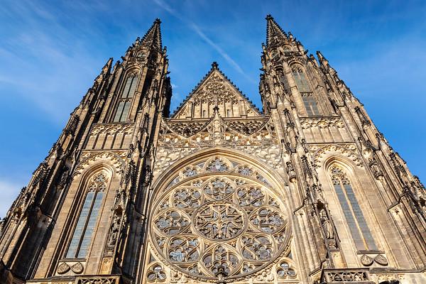 St. Vitus Catherdal, Prague